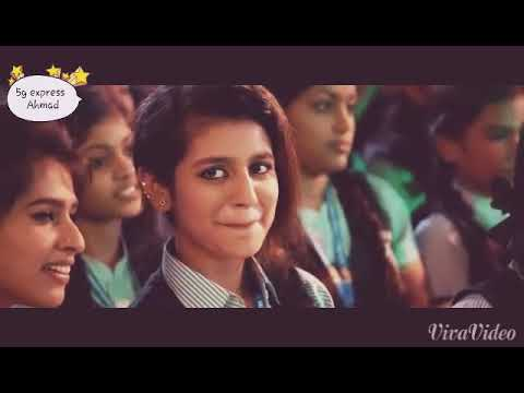 Best Priya prakash Virrier funny video | Priya Prakash Varrier Salman Khan Laughing funny video  |