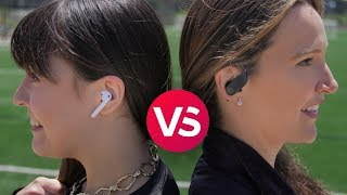 Powerbeats Pro vs. AirPods 2