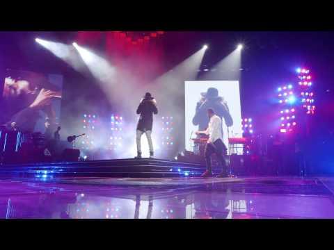 Usher, Trey Songz & August Alsina LIVE #URXTOUR Chicago 11/17/14