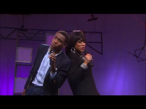 Vickie Winans sings 'How I Got Over' feat. Tim Bowman Jr. on  TCT's Sessions