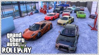 GTA 5 ROLEPLAY - SOLD ALL MY CARS!! | Ep. 383 Civ