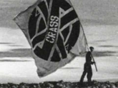 Crass - Reality Whitewash