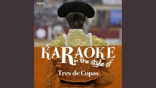 Como Agradecer Karaoke Version
