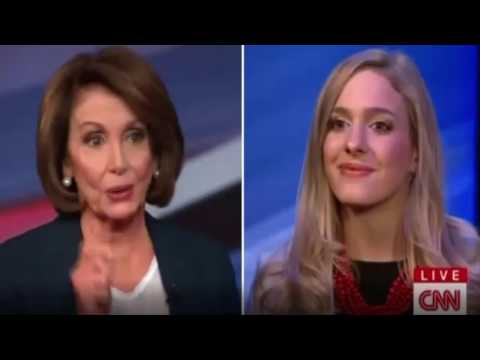 Nancy Pelosi Tells Adopted Woman 'Your Mom Should've Had The Choice To ABORT You'