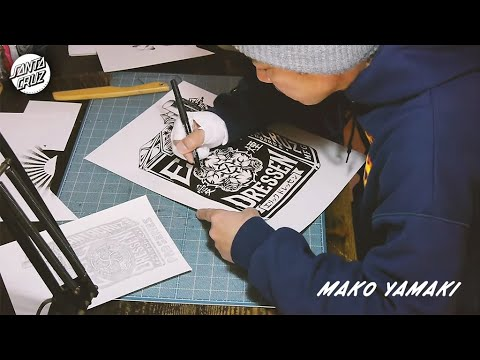 Mako Yamaki | Powerply Artist Series