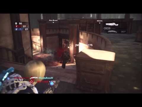 Arrasando en Gears of War Judgment #5