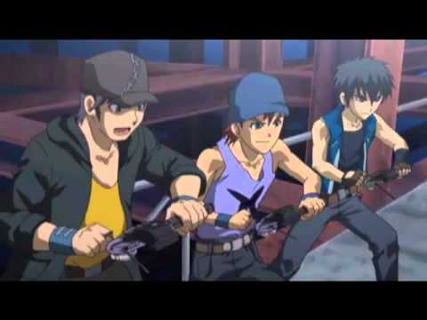 BeyBlade Metal Fusion Episode 1 Part 2 2 English Dubbed
