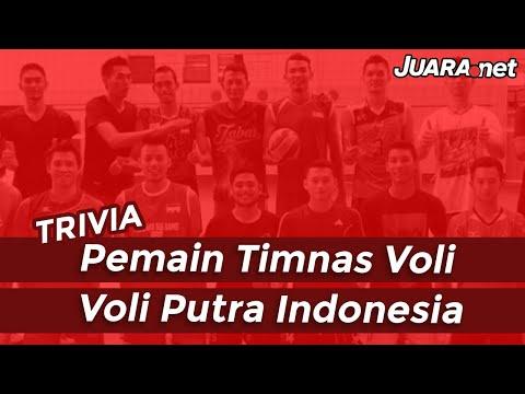 Trivia Pemain Timnas Voli Putra Indonesia tentang SEA Games