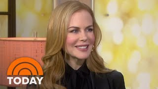 Nicole Kidman Excited To Play The Villain In 'Paddington' | TODAY