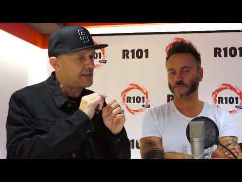 Max Pezzali, Nek, Francesco Renga: Intervista (R101)