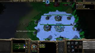 War of Races - Frost King Malakk [Decent Game from Stream] | Warcraft 3 | WarBoss