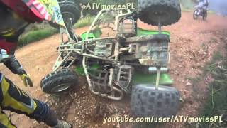 #14  ATV Epic Crash Compilation Fail crashes Quad Accidents Cross