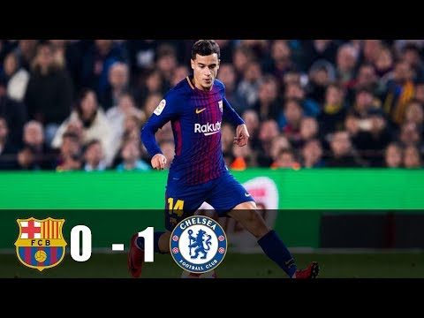 Play Chelsea vs Barcelona 1-0 All Goals & Highlights Résumé & Goles HD (Last Match) in Mp3, Mp4 and 3GP