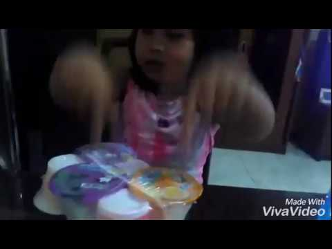 UNWRAPPING PINO ICE CUP by Alya
