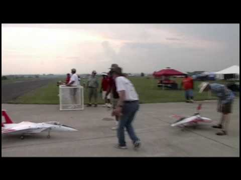 US Largest R/C Jet Turbine Airshow