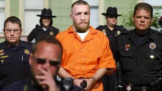 The REAL reason CONOR McGREGOR was ARRESTED