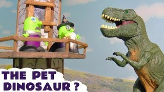 Funny Funlings Pet Dinosaur Fun with Thomas and Friends Kids Story for kids