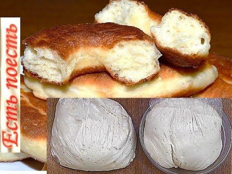 Рецепт дрожжевого теста для пирожков быстрого приготовления в