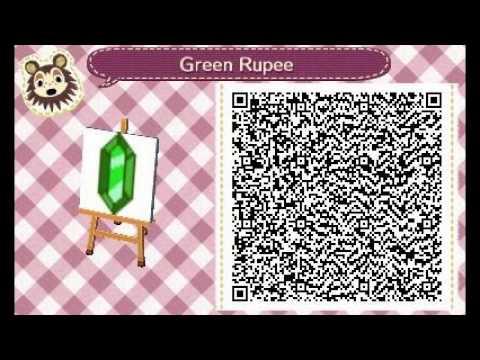 qr Codes Zelda Acnl The Legend of Zelda qr
