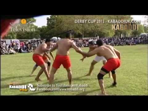 Derby Kabaddi Cup 2013 Final [part 3 Of 3] Kabaddiuk video
