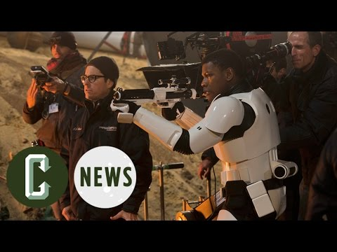 Star Wars - How Steven Spielberg Got J.J. Abrams to Direct The Force Awakens