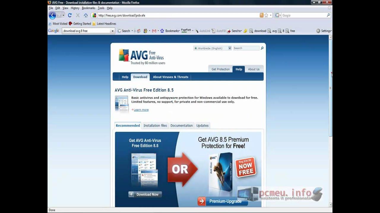 Antivirus AVG 9.0 V.25_02_2018 serial key or number