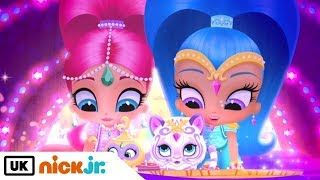 Shimmer and Shine | Sing Along - The Genie Song | Nick Jr. UK