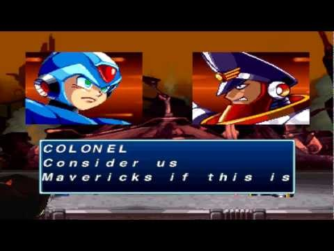 Play it Through - Mega Man X4 (X Run)