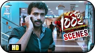 100% Love - 100 Degree Celsius Malayalam Movie - Blackmailer threatens Meghana Raj and Shwetha Menon