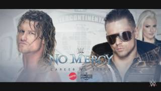 WWE No Mercy 2016: The Miz vs. Dolph Ziggler - Intercontinental Championship vs Career (Promo)