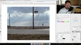 Color Correcting 4x5 Film | Full Stream