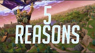 5 Reasons Why Fortnite Is Good For Kids! (Learning Tips)