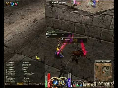 Priston Tale pvp Pike