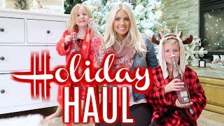 Target/Marshalls Holiday Haul | Rae Dunn Holiday, Xmas PJ's & Gift Wrap