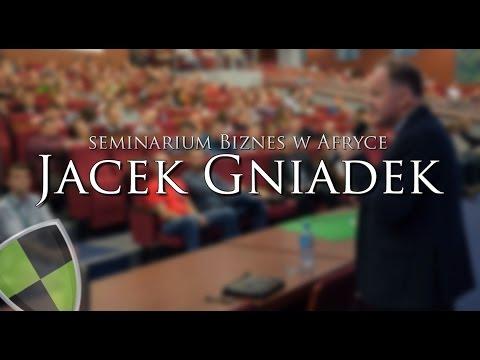 Inny Misjonarz - Ks. Jacek Gniadek   Poznaj Biznes W Afryce #withASBiRO