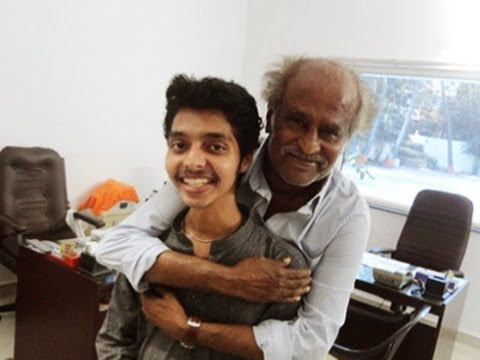 Rajini fulfilled his Fan's last wish