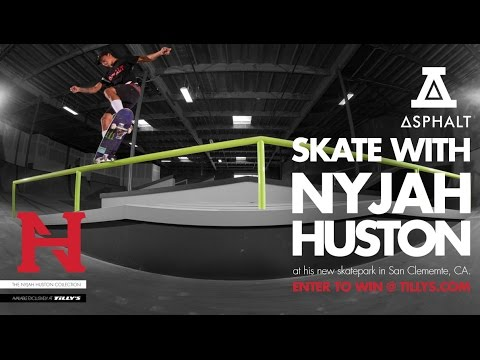 Skate With Nyjah Huston - Tilly's Contest