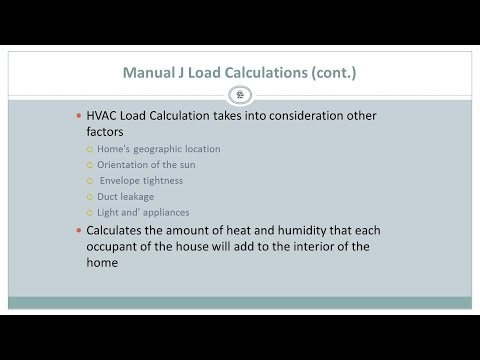 A Practitioner's Guide to Meeting Energy Star 3.0 - HVAC Part A