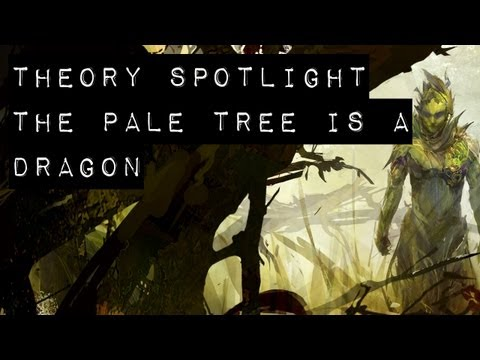 Guild Wars 2 Theory Spotlight: The Pale Tree Is A Dragon