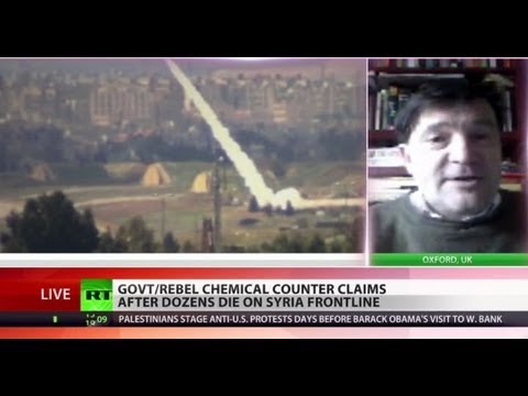 'It's lunacy & madness if Syria govt uses chemical arms'