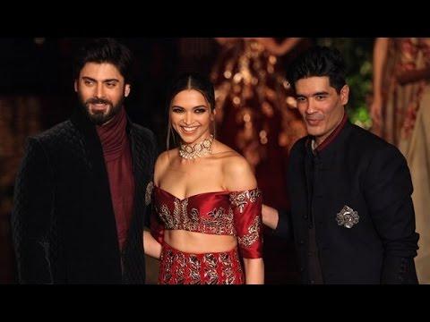 India Couture Week 2016 : Manish Malhotra weaves A Persian Story starring Deepika Padukone, Fawad