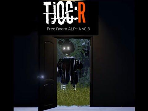 Tjoc:R или очень быстрый Фредди (The joy of creation reborn) #1