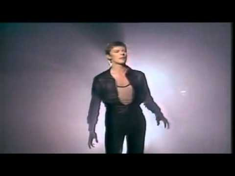 David Bowie  Heroes (Official  Music Video 1977)