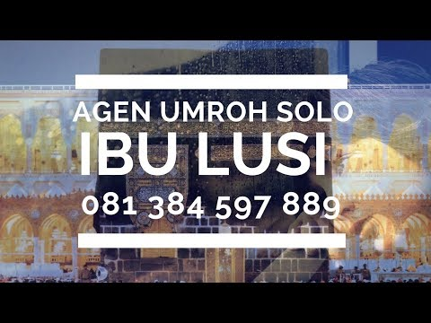 Gambar first travel umroh solo