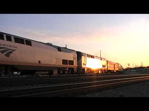 The Amtrak Crescent #20 (Second Shot) Austell,Ga 03-27-2013© (16x9)