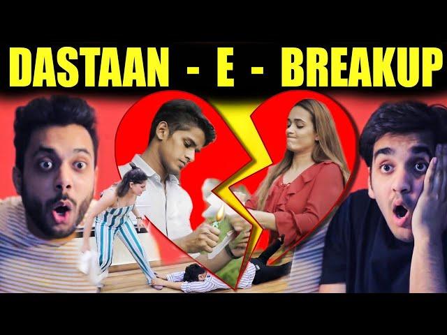 Dastaan - E - Break Up | RealSHIT thumbnail
