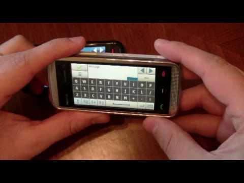 Nokia 5530 XpressMusic vs Nokia 5800 XpressMusic