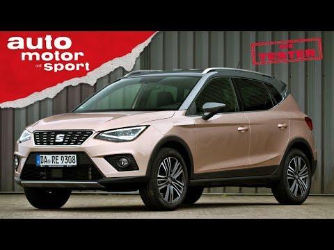 Seat Arona 1.0 TSI: Reichen 3 Zylinder im SUV? Die Tester | auto  motor und sport