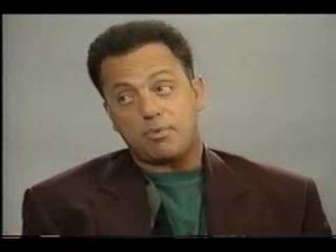 Billy Joel on Hinch Aussie News Interview 1991