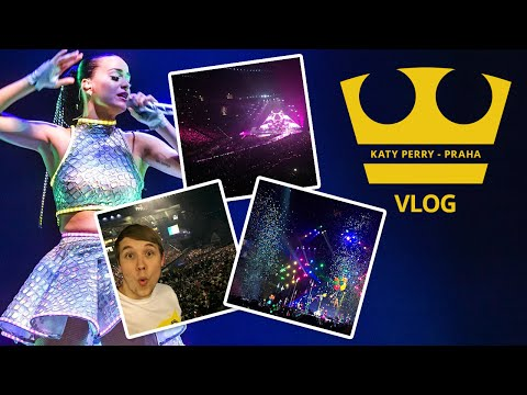 Jirka - Katy Perry Koncert Praha [VLOG]